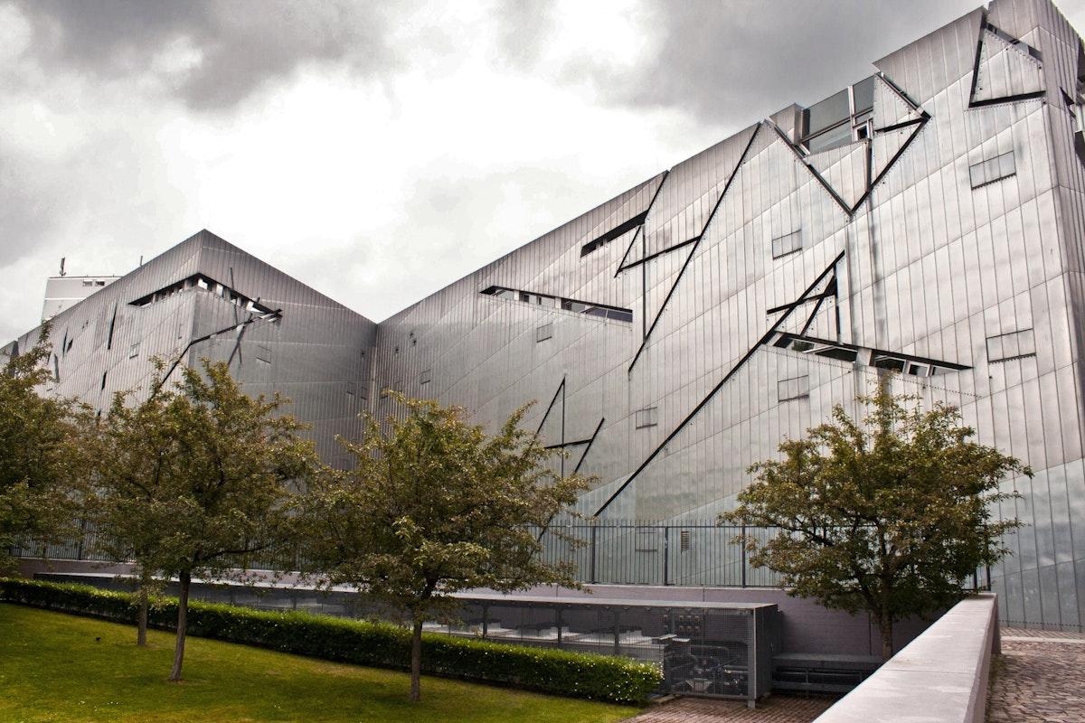 Jewish Museum by Daniel Liebeskind