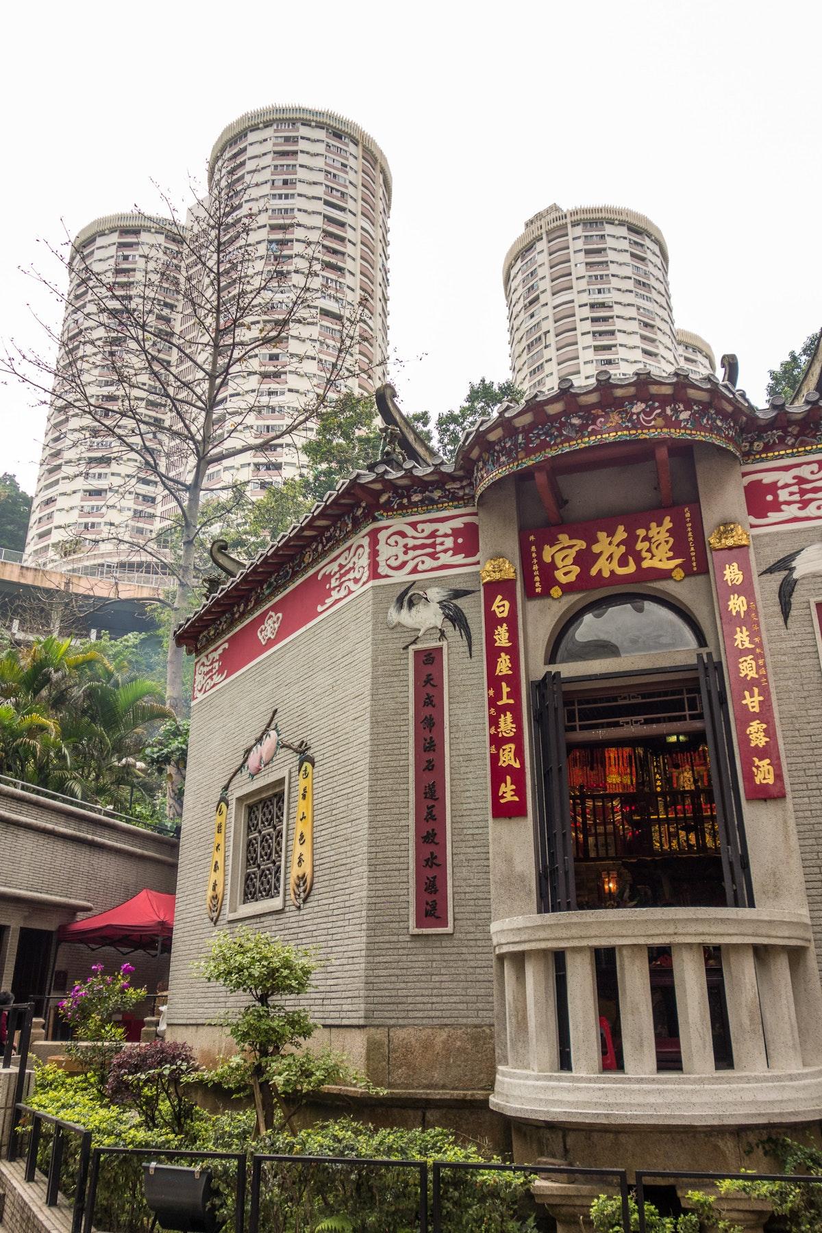 Lai Tak Tsuen on the hills of Wan Chai
