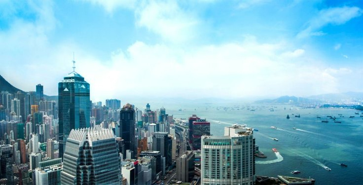 The view from HKMA