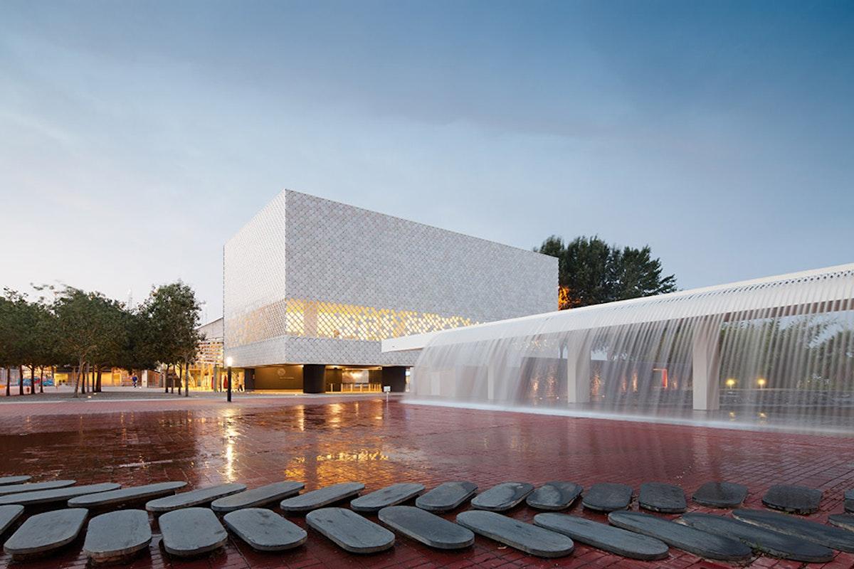 Lisbon Oceanarium New Extension